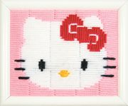 Hello Kitty Longstitch - Vervaco Long Stitch Kit