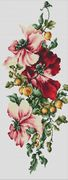 Dog Rose - Luca-S Cross Stitch Kit