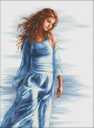 Wistful - Luca-S Cross Stitch Kit