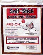 Pres-On Self-Stick Mounting Board 16 x 20 inch