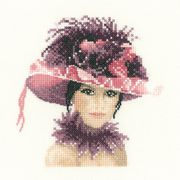 Sophia Mini - Evenweave - Heritage Cross Stitch Kit