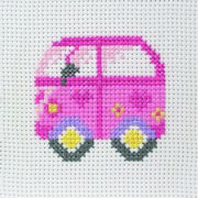 Anchor Camper Van Cross Stitch Kit