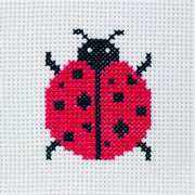 Anchor Ladybird Cross Stitch Kit