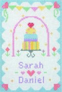 Wedding - Anchor Cross Stitch Kit