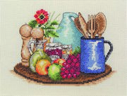 Kitchen - Anchor Cross Stitch Kit