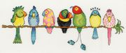 Bothy Threads Exotic Birds Cross Stitch Kit