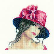 Claire Mini - Evenweave - Heritage Cross Stitch Kit
