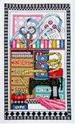 Sewing Notions - Bobbie G Designs Cross Stitch Kit