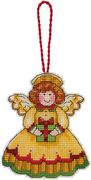 Dimensions Angel Ornament Cross Stitch Kit
