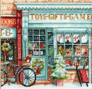 Dimensions Toy Shoppe Christmas Cross Stitch Kit
