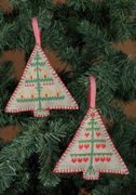 Christmas Tree Decorations - Permin Cross Stitch Kit