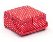Hobby Gift Polka Dot Sewing Box Small