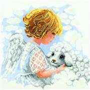 RIOLIS Day of an Angel Cross Stitch Kit