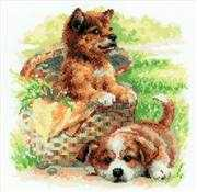 Tender Age - RIOLIS Cross Stitch Kit