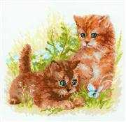 RIOLIS Child's Play Cross Stitch Kit
