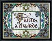 Welcome Friends - Design Works Crafts Cross Stitch Kit