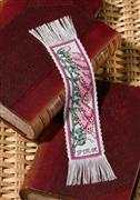 Foxglove Bookmark - Permin Cross Stitch Kit