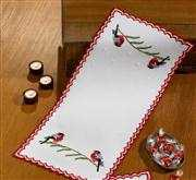 Cardinals Runner - Permin Embroidery Kit