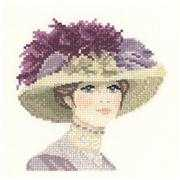 Hannah Mini - Aida - Heritage Cross Stitch Kit