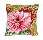 Collection D'Art Luxurious Lily 1 Cushion Cross Stitch Kit