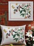Autumn Blackberries - Permin Cross Stitch Kit