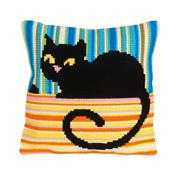 Ms Cool Cushion - Collection D'Art Cross Stitch Kit