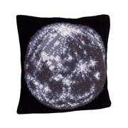 Moon Cushion - Collection D'Art Cross Stitch Kit