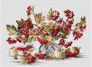 Guelder Rose - Luca-S Cross Stitch Kit