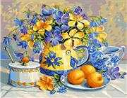 Apricot Preserve - Royal Paris Tapestry Canvas