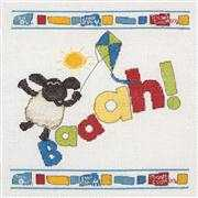 Anchor Timmy Baaah Cross Stitch Kit