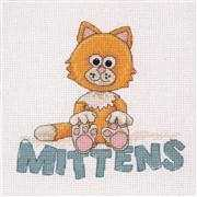 Mittens - Anchor Cross Stitch Kit