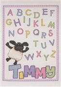 Timmy's ABC - Anchor Cross Stitch Kit