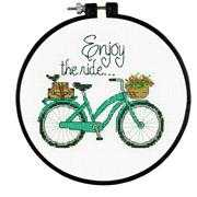 Enjoy the Ride - Dimensions Cross Stitch Kit