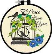 Dimensions Birdcage Embroidery Kit