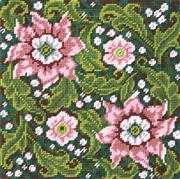 Design Works Crafts Artful Flowers Tapestry Kit