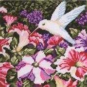 Design Works Crafts Hummingbird Tapestry Kit
