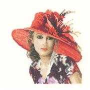 Victoria Mini - Evenweave - Heritage Cross Stitch Kit