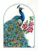 Peacock - Pako Cross Stitch Kit