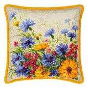 RIOLIS Moorish Lawn Cushion Cross Stitch Kit