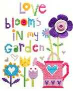 Love Blooms - Stitching Shed Cross Stitch Kit