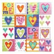 Cross stitch Stitching Shed Home and Garden