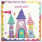 Stitching Shed Enchanted Castle Cross Stitch Kit
