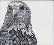 Eagle - Permin Cross Stitch Kit