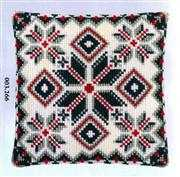 Diamond Cushion 1 - Pako Cross Stitch Kit