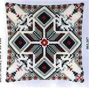 Pako Diamond Cushion 2 Cross Stitch Kit