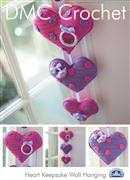 DMC Heart Keepsake Wall Hanging
