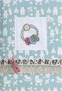 Luca-S Teething Ring Card Cross Stitch Kit