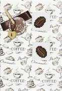 Luca-S Coffee Bean II Card Cross Stitch Kit