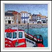 Falmouth Harbour - Emma Louise Art Stitch Cross Stitch Kit