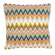 Vervaco Zigzag Cushion Long Stitch Kit